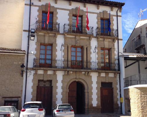 Ayuntamiento de Carcastillo